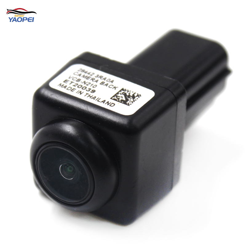 YAOPEI High Quality For 2013 2014 Nissan Sentra Rear View Backup Camera OEM 28442 3RA0A/284423RA0A