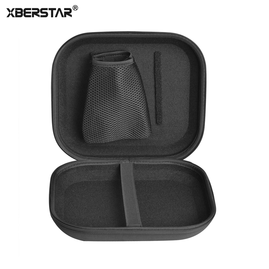 XBERSTAR Protector Bag for B&O BeoPlay H4 H6 H7 H8 H9 Case Hard Shell Headphone Carrying Travel Nylon Bag