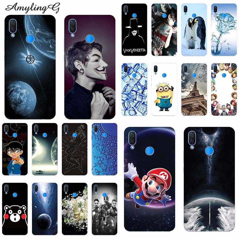 Zachte Telefoon Case Voor Tecno Camon 11 11S 12 Pro Camon12 Air 12 Pro Case Print Back Cover Cartoon rose Patroon Shell Fundas Para