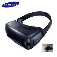 Samsung – Gear VR 100% lunettes 3D 4.0 dorigine, boîte pour Smartphones Samsung Galaxy S9 S8 S8 + Note 7 Note 5 S7 S6 S6 edge
