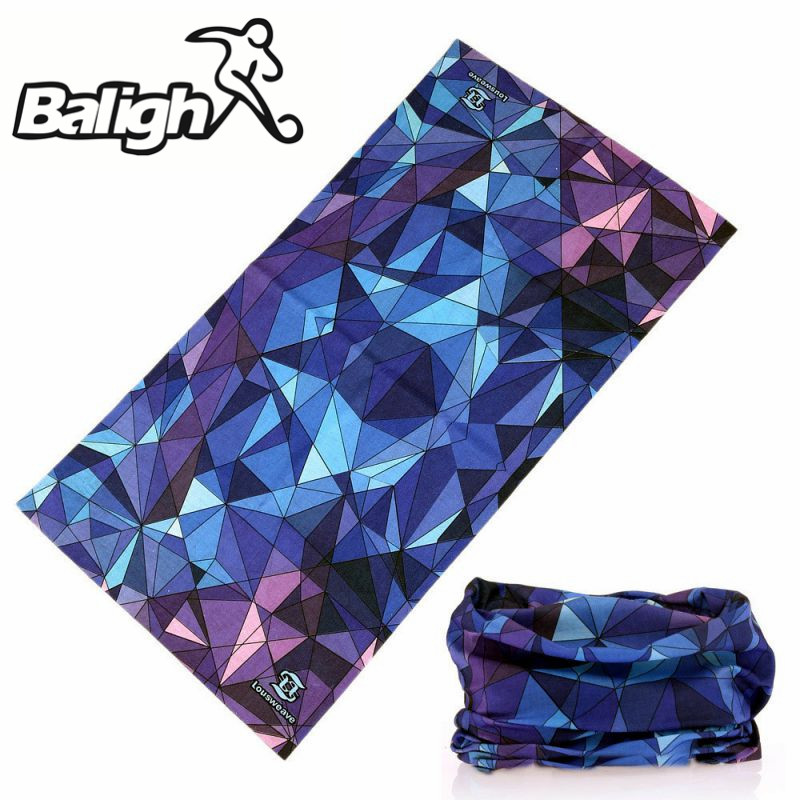 9 Style Men Women Magic Scarf Seamless Bandana Riding Sweat Absorption Elasticity Sunscreen Outdoor Sport Hiking Scarves