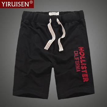 Embroidery Casual keen length short