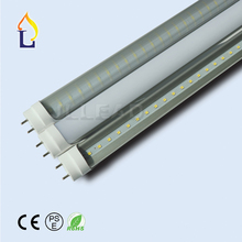 Купить с кэшбэком 500 Pack LED Tube T8 light 10W-40W 2ft 3ft 4ft 5ft 6ft 8ft T8 beer cooler door Fluorescent lamp replacement without ballast