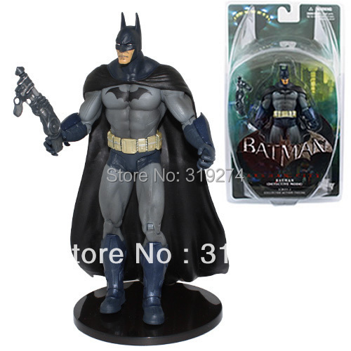 DC Direct Batman Arkham City Detective Mode S2 Collector 18cm Action Figure