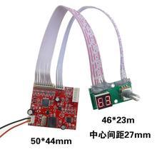 0 99 100 kinds of effect DSP digital reverberation module Cara OK reverberation board mixer module FOR Amplifier