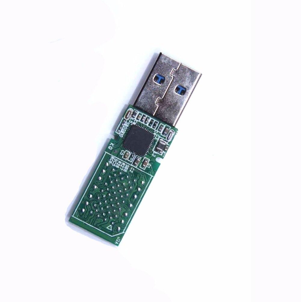 USB FLASH DRIVE PCBA, LGA60 Dual Pads iphone Controller USB3.0 PCBA