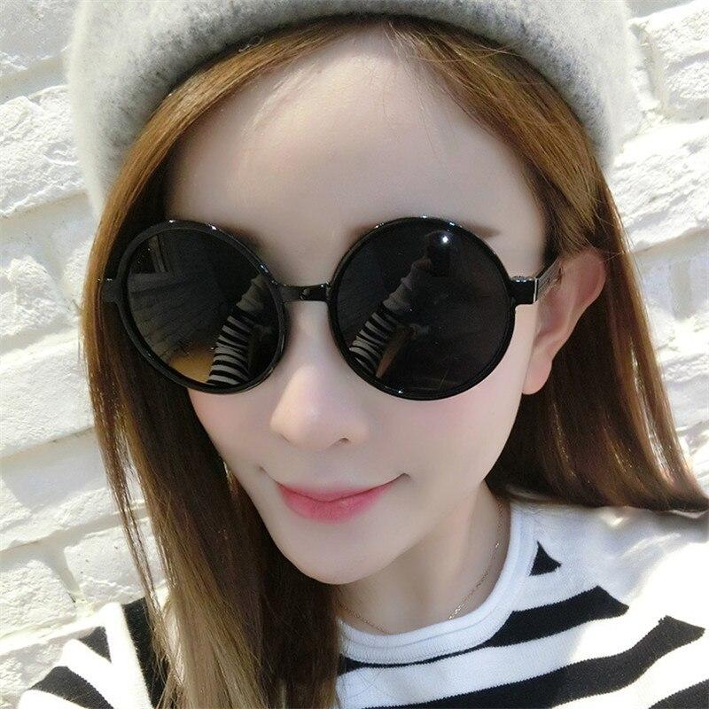 2019 nové módní pánské sluneční brýle pop dámské kulaté sluneční brýle UV400 high-end klasický design značky pohánějící retro brýle