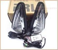 Osmrk LED DRL daytime running light fog lamp for toyota camry 2015 top quality, 100% waterproof