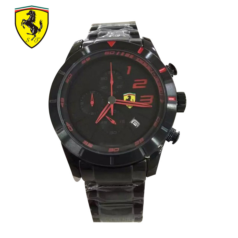 FERRARI Brands Classic Business Men Watches Fashion Casual Luxury - Relojes para hombres - foto 5