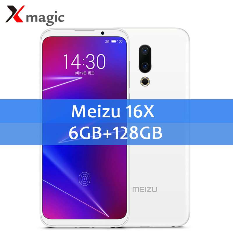 US $726 99 |Global Firmware Meizu 16 6GB RAM 128GB ROM 16X 16 X Smartphone  Snapdragon 710 Octa Core 6 0