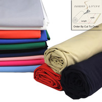 155cm Wide Apparel Fashion Venetian Fabric Knit Stretch Jersey Fabric For Skirts Pants Dress