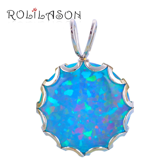 Personality pendants office style orange fire opal silver stamped personality pendants office style orange fire opal silver stamped pendants for women excellent fashion jewelry op490 mozeypictures Gallery