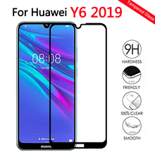 For Huawei Y6 2019 Glass Screen Protector Tempered Glass For Huawei