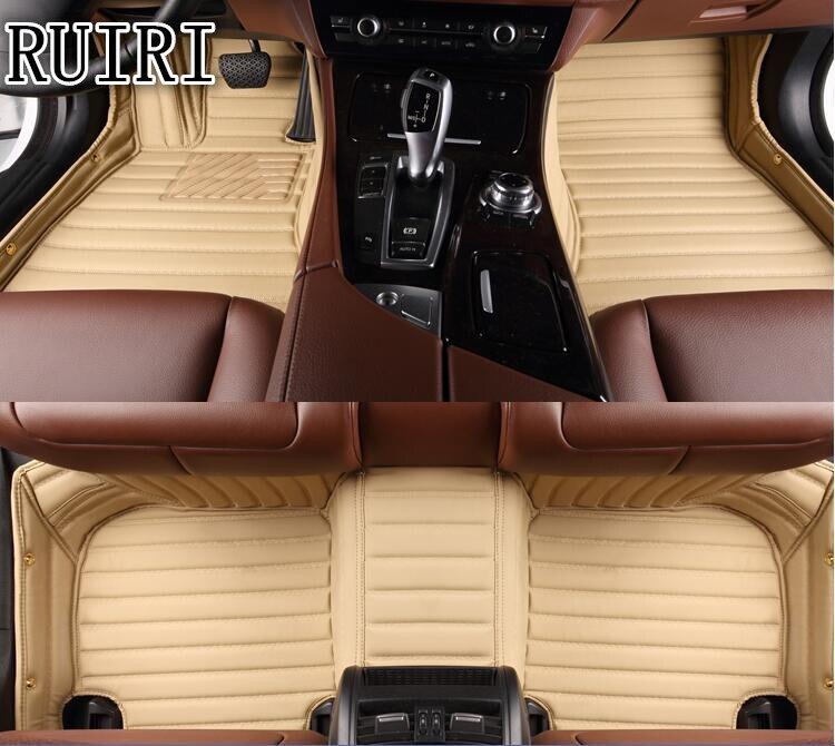 Best Quality! Custom Special Floor Mats For Audi A4 Sedan