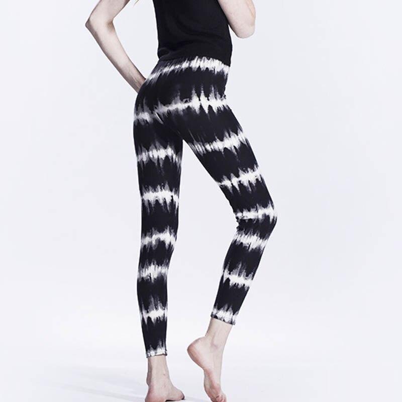 TOIVOTUKSIA Brands Fashion Legging Brushed Soft Black Printing leggins Milk Silk Velvet Slim Stretch Pants women Leggings
