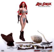 Phicen 1/6 PL2015-86 Warrior Red Sonja Female Seamless Body Figure In stock Gift