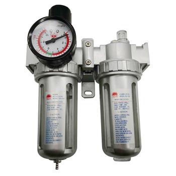 SFC-400 SFC-300 SFC-200 powietrza sprężone powietrze regulator filtra separator wody i oleju pułapka regulator filtra zawór automatyczny spust tanie i dobre opinie liyadu Urządzenie do obróbki źródłem air compresor SFC200 SFC300 SFC400 SFC-200 SFC-300 SFC-400 1 4 3 8 1 2