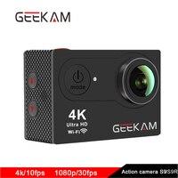 Action Camera S9 Full 1080P WiFi Sport Camera 4k Camaras Deportivas Go Pro Hero 4 Waterproof