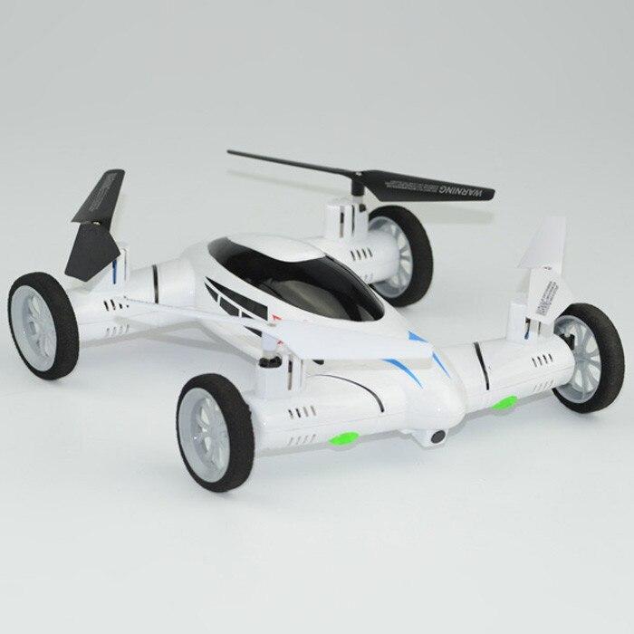 Heißer Verkauf X25 2,4G Quadcopter Land/Sky 2 in 1 UFO Drohne Hubschrauber Professionelle Drones Kinder Spielzeug für kinder - 3