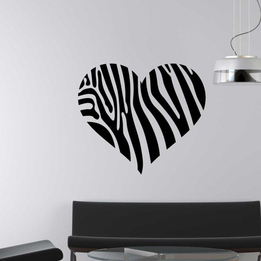 Girls Zebra Room Decor