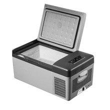 DC 12 В 24 В AC 220 В цифровой дисплей с приложением компрессор автомобильный холодильник мини-холодильник с морозильной камерой для вождения путешествия рыбалка на открытом воздухе