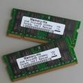 Новый 4 ГБ 2 X 2 ГБ PC2-4200 DDR2-533 533 мГц DDR2 ноутбука SODIMM памяти ноутбук 512ram не Ecc Unbuffered низкой плотности 200 контакт.