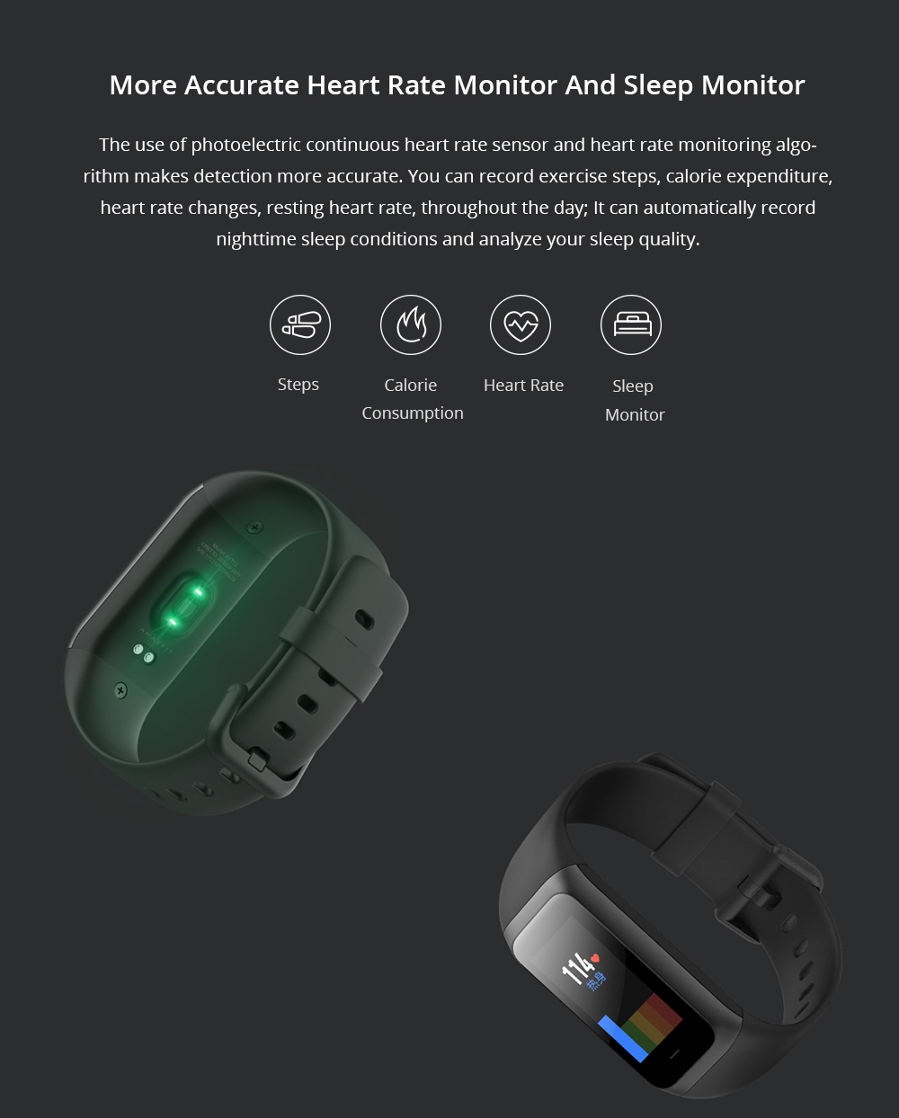 Huami Amazfit Cor 2 Review 5