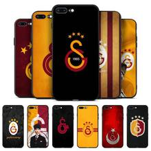 Чехлы для телефонов Babaite Turkey Galatasaray Fundas Coque Back чехол для iphone 8 7 6 6 S Plus 5 5S SE XR X XS MAX Coque Shell(China)