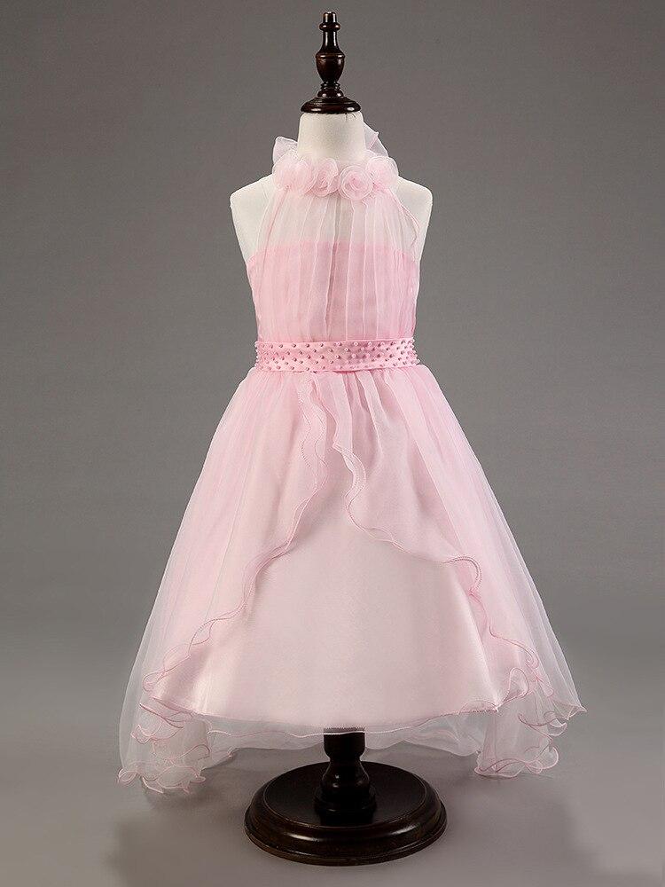 ca3794270c94 Children s clothing girls dress 2015 Korean girls princess white ...