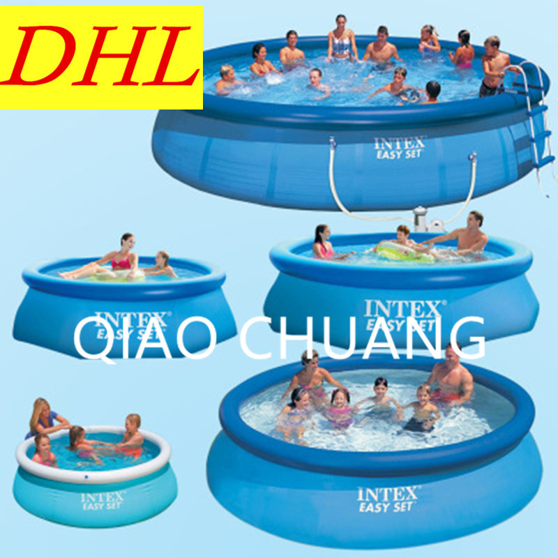 Inflatable Swimming Pool Creative Large-scale Saucers Thicken Family Play With Water Bath Pool Interaction Paddling Pools G960 thicker version deluxe edition 2 meters large family luxury inflatable swimming pool game pool children s play pool