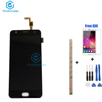 5 5inch For 100 Original Oukitel K6000 Plus LCD Display And Touch Screen Screen Digitizer Assembly