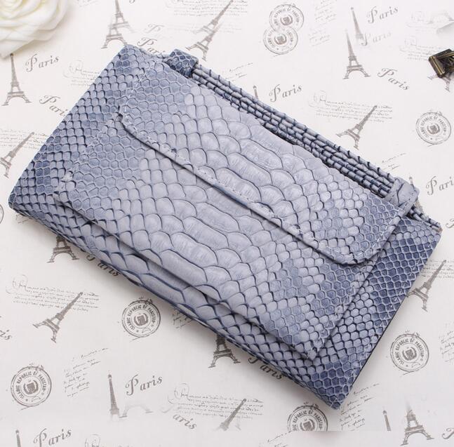 OZUKO новые сумки из натуральной кожи для женщин сумка Роскошные сумки на плечо для женщин дизайнер животных крокодил узор телефон клатч - Цвет: shihui blue
