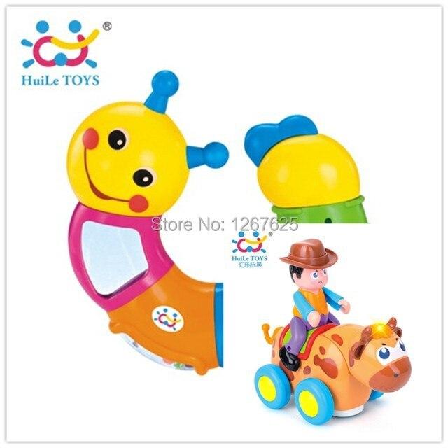 ₩Chocalho bebe twist-coloreadas gusano bebé brinquedos sonajero ...
