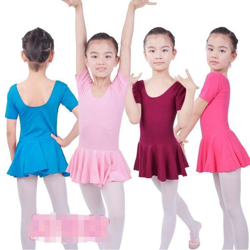 free-shipping-cotton-kid-gymnastic-leotards-butterfly-tie-kid-font-b-ballet-b-font-girls-tutu-dress-flexible-tutu-dress-dance-leotard-girls
