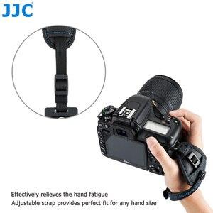Image 3 - Jjcデラックスクイックリリースプレートカメラハンドストラップ手首ニコンD850 D750 D780 D500 D7500 D7200 D3500 D3400 d5600 D5500