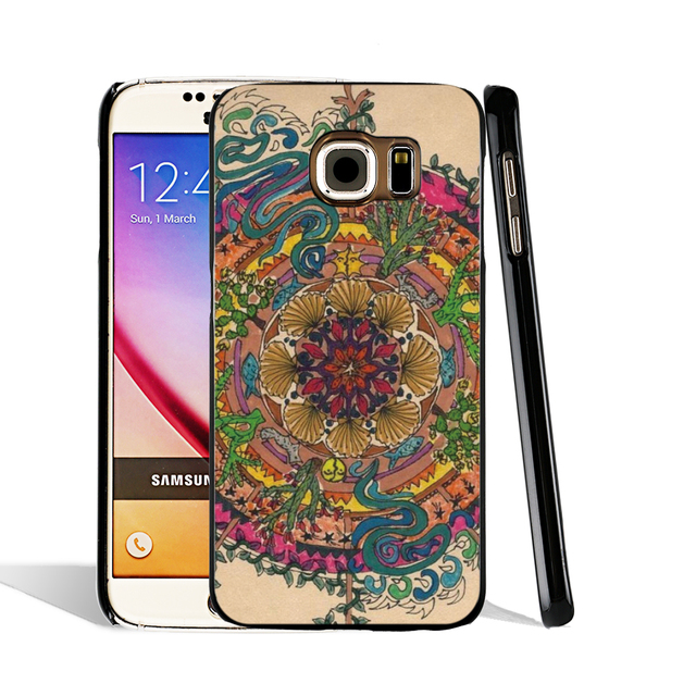 best website a099e fdf1b US $3.98 |09280 MANDALA facebook cell phone case cover for Samsung Galaxy  S7 edge PLUS S6 S5 S4 S3 MINI on Aliexpress.com | Alibaba Group