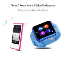 Man Women's Health Smart Watch Phone V88 Wristwatch Multi-Color with Hi-Fi Sound UV Test Heart Rate Pulse Monitor