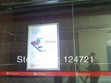 Photo Frame Wall Mounted LED Slim Light Box Display