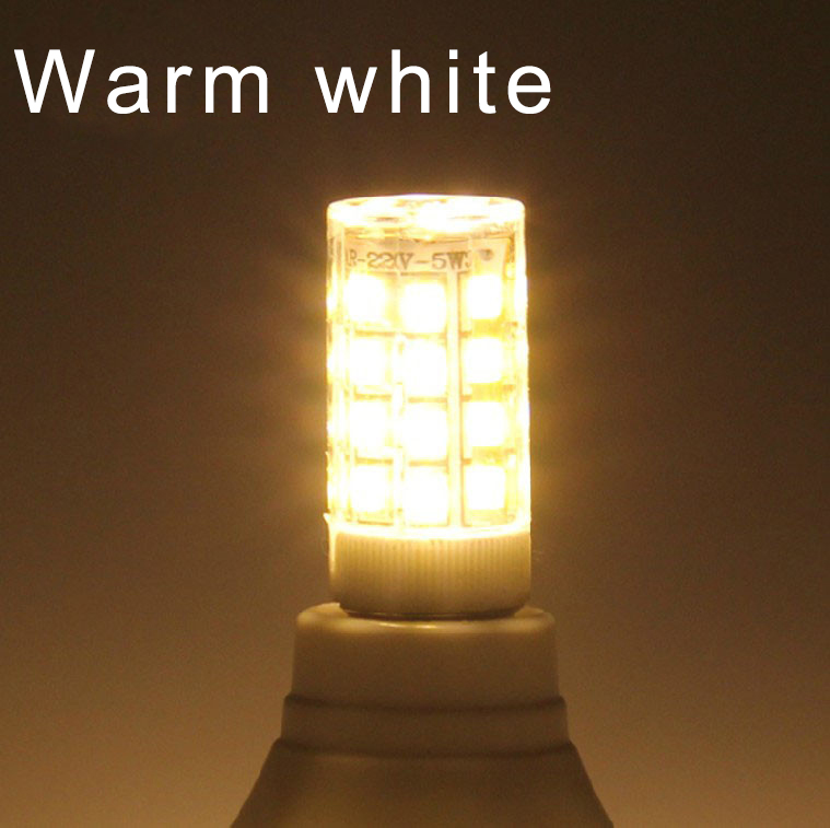 Купить с кэшбэком High quality E14 Led Bulbs Light Lamps SMD2835led 3W 5W 7W LED Corn Led Bulb Christmas lampada led Chandelier Candle Lighting