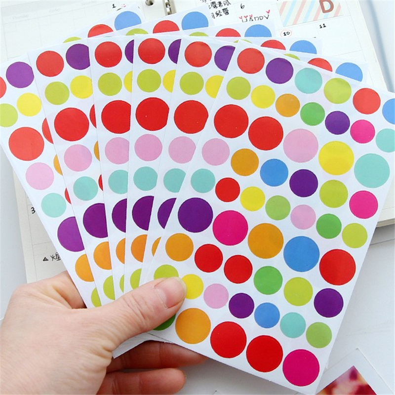 Office & School Supp. ... Stationery Sticker ... 32719063513 ... 2 ... DIY Cute Kawaii Colorful Paper Sticker Lovely Heart Decorative Adhesive Stickers For Kids Gift Scrapbooking Diary Decoration ...