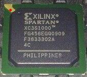 100% new original XC3S1000-4FG456C XC3S1000FG456 4C XC3S1000 456-FBGA new original stk403 100