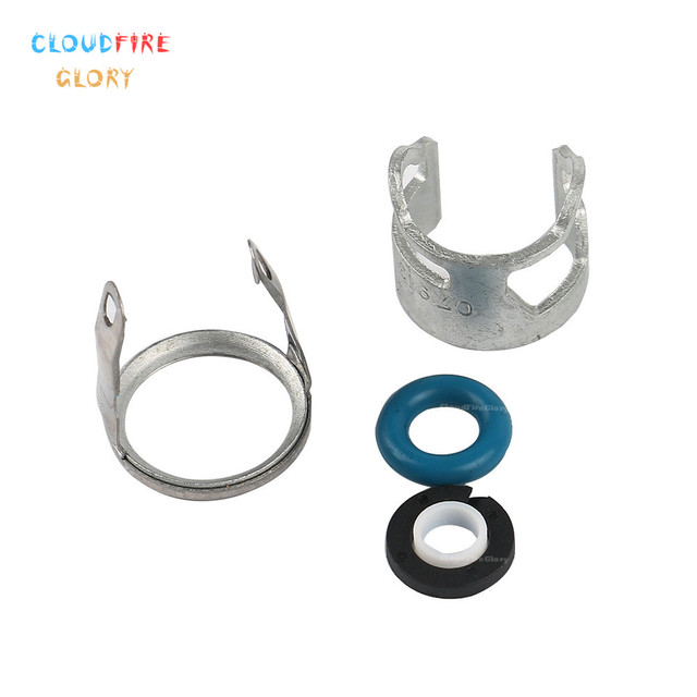 US $6 65 |06E998907G Fuel Injector Seal Kit O ring For Audi A4 3 2L V6 2006  2008 A5 Quattro 2008 2009 A6 A8 Quattro Q7 4 2L V8 2007 2010-in Air