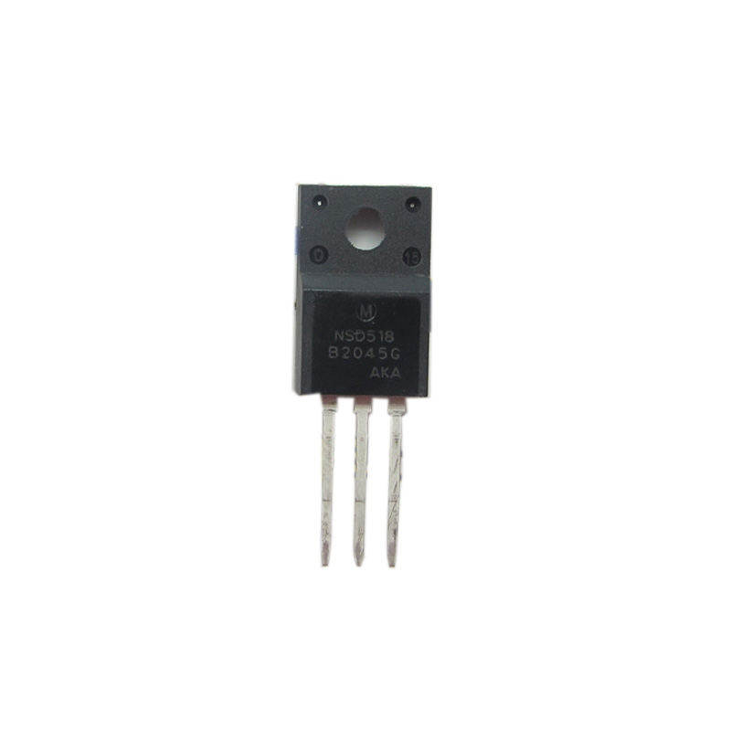 30pcs/lot MBRF2045CT <font><b>MBR2045</b></font> 45V 20A TO-220 Schottky Diode image