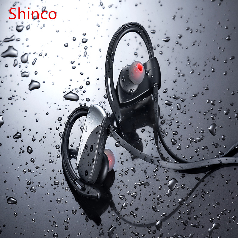 Earphone Headphone Shinco M3 Wireless Bluetooth Headphones/Headset with Microphone for Music Earphone high quality bluetooth smart cap headphone headset earphone soft warm beanie hat speaker music hat headphones with microphone