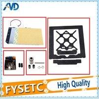 Clone Prusa i3 MK3 Magnetic Heat Bed MK52+Steel Sheet+2X PEI+EinsyRambo 1.1a Board+Cloned Btech Dual Gear+ aluminum alloy frame