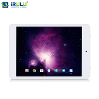 IRULU Tablet Android 7.0 RAM 1 GB ROM 16 GB 7.85 ''eXpro 5 S GMS Gecertificeerd Wit Tablet PC 1024*768 IPS HD Display Wifi