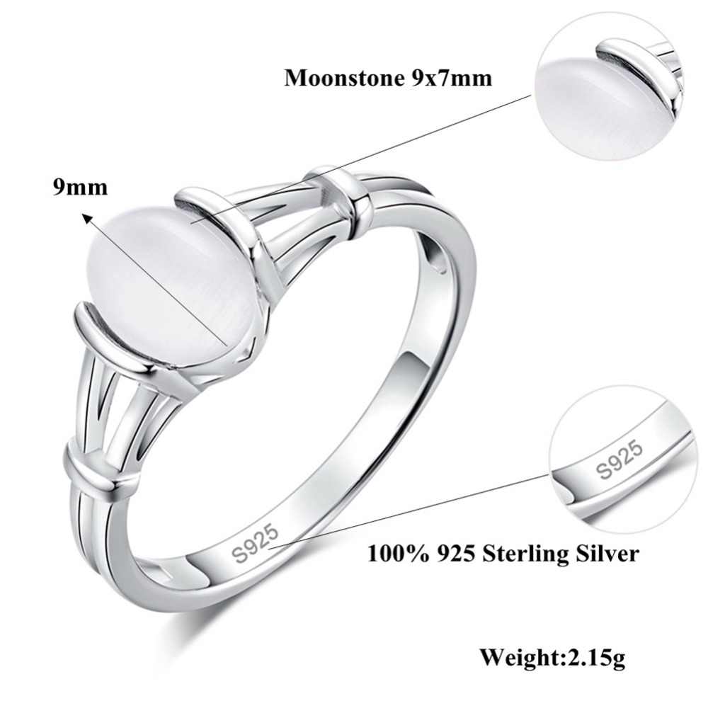 Twilight moonstone ring 5