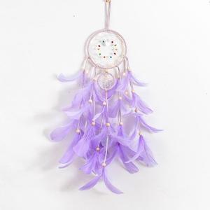 Purple Dream Catcher Hanging O