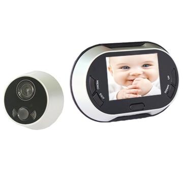 ФОТО 3.5 Inch Video Door Phone Take Photo Peephole Viewer Access Control Sysem