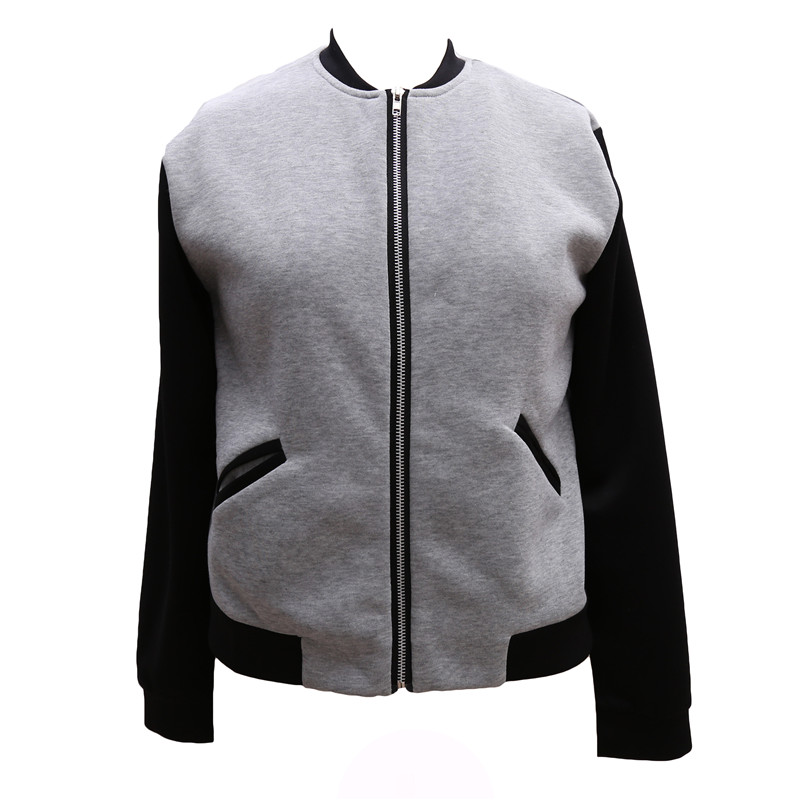 Popular Grey Baseball Jackets-Buy Cheap Grey Baseball Jackets lots ...